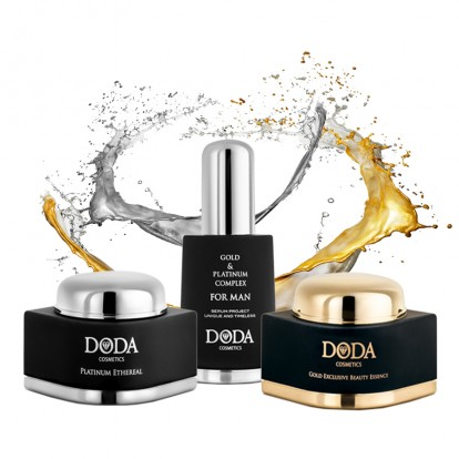 Pachet promotional Complet - Doda by Ethereal Cosmetics