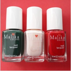 The Italian Flag Collection By Malika Colors Limited Edition