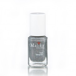 NOU 2017 OJA MALIKA COLORS 12 ML  COD 333  SILVER HOLOGRAPHIC